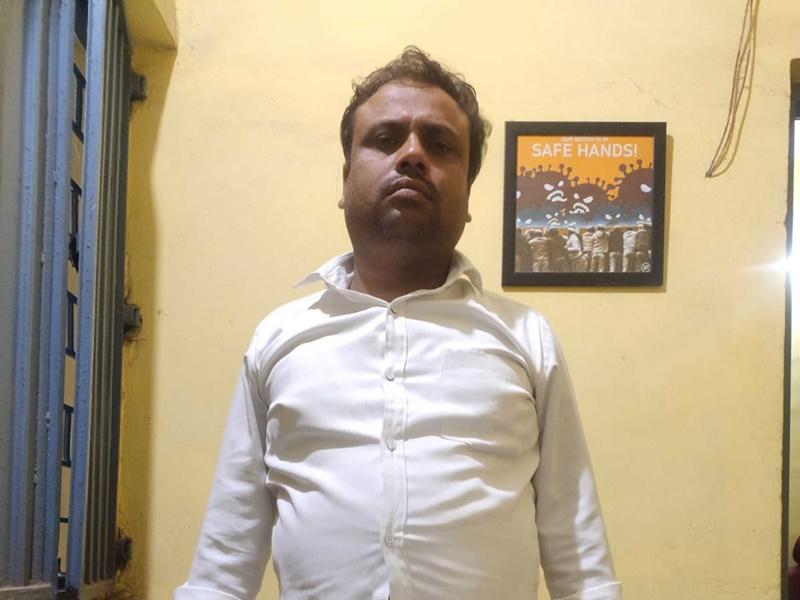 Crime News In Raipur: आशाराम बापू के लवकुश आश्रम रायपुर का केयर टेकर देशी कट्टा के साथ गिरफ्तार