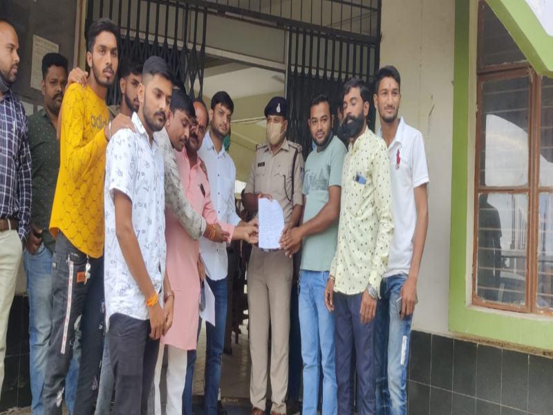 Bhopal News: रामेश्वर के बयान से राजपूत समाज नाराज खजूरी थाने पर किया प्रदर्शन