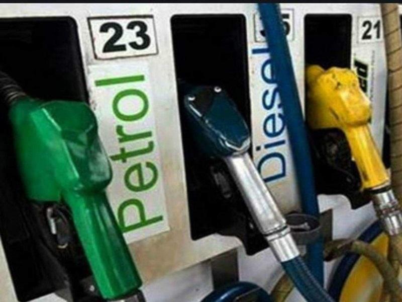 Raipur Petrol Diesel Rate: रायपुर में छह दिन में पेट्रोल स्थिर और डीजल की कीमत 76 पैसे बढ़ी