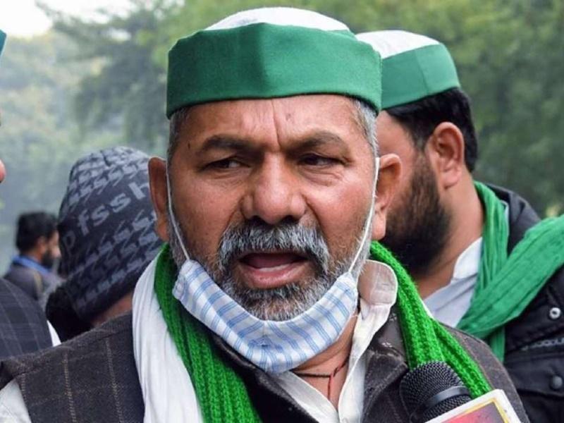 Farmer Protest In Chhattisgarh: रायपुर के माना एयरपोर्ट पहुंचे राकेश टिकैत ने कहा- अगला टारगेट है मीडिया हाउस