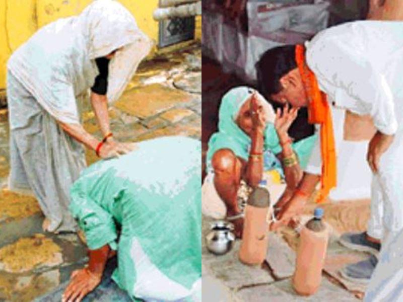MP By-Elections: प्रत्याशी छू रहे करीब पांच सौ लोगों के पैर, हो रहे कमर दर्द के शिकार