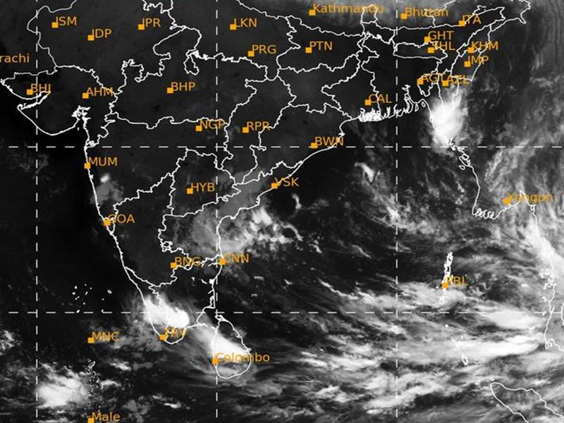 Weather Update Today : दक्षिण पश्चिम मानसून गया, उत्तर पूर्वी आया, इन राज्यों में होगी भारी बारिश