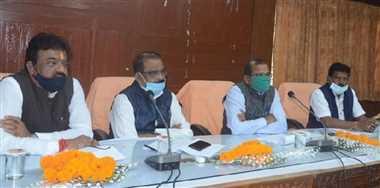 Jagdalpur News : बस्तर की पुरानी सिंचाई परियोजनाओं के जीर्णोद्धार की आई याद