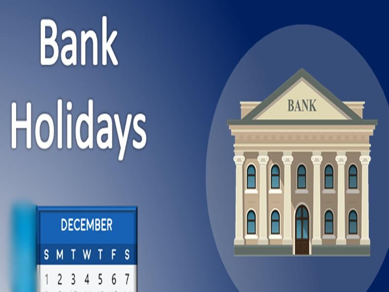 Bank Holidays in December: दिसंबर में 14 दिन बंद रहेंगे बैंक, परेशानी से बचने के लिए देखें पूरी List