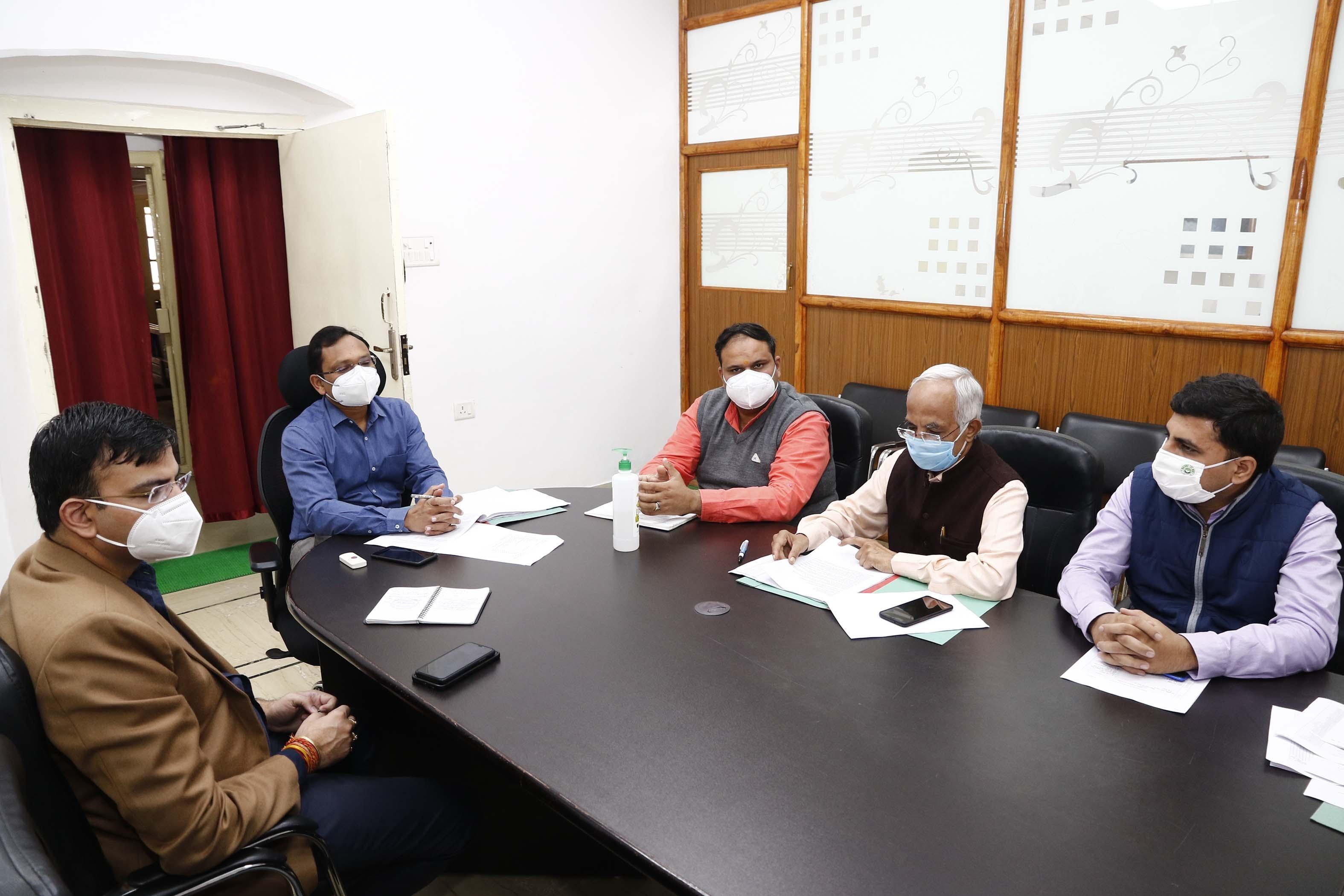 CORONA NEWS: कोरोना संक्रमितों की पहचान के लिए जबलपुर में होगा सीरो सर्वे