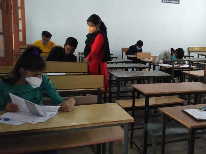 Raipur News : 10वीं, 12वीं की पूरक व अवसर परीक्षा शुरू