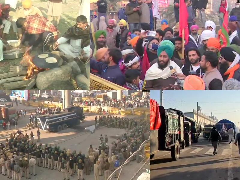 Kisan Protest: किसान आंदोलन के समर्थन में उतरी AAP, प्रदर्शनकारियों को देंगे सुविधा