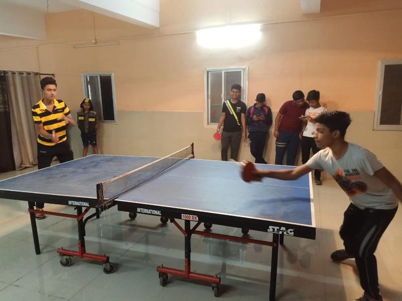 Bilaspur News: चिरंजीवी और निशिता रहे टेबल टेनिस स्पर्धा के चैंपियन