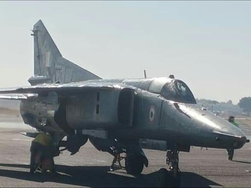 करगिल का 'बहादुर' हुआ रिटायर, 4 दशक तक रहा वायुसेना की शान