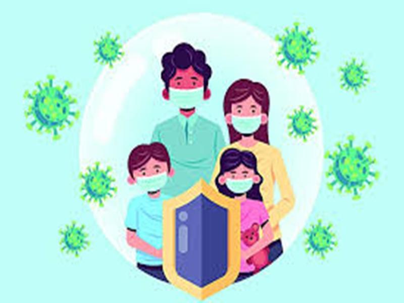 Gwalior corona virus news: काेराेना दे चुका लगभग हर घर में दस्तक, जहां काेई संक्रमित नहीं, वहां भी बच्चाें में मिली एंटीबॉडी