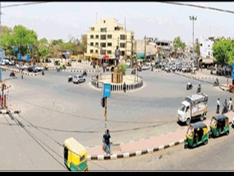 इंदौर में चौराहे से माधवराव सिंधिया की प्रतिमा हटाने के लिए ट्रैफिक पुलिस का पीडब्ल्यूडी को पत्र