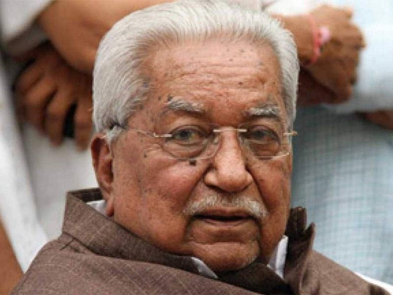 Gujarat के पूर्व मुख्यमंत्री Keshubhai Patel का 92 वर्ष की उम्र में हार्ट अटैक से निधन