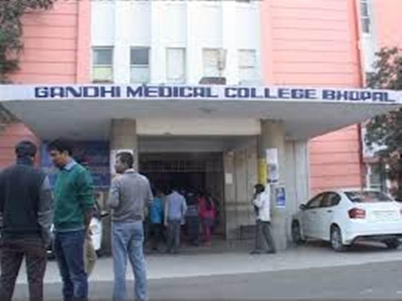 Madhya Pradesh health News: भोपाल के जीमएमसी में कोवैक्सीन के ट्रायल के लिए लाइब्रेरी में तैयार किए कक्ष, सोमवार को होगा निरीक्षण