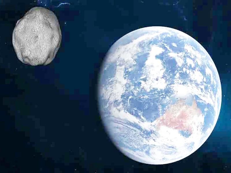 Asteroid Near Earth: आज रात 1.08 बजे धरती के पास से गुजरा था विशाल उल्कापिंड, स्पीड 92000 KM प्रति घंटा