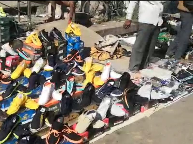 Raipur News : कोरोना महामारी में चौपट हुआ मौदहापारा फुटपाथ बाजार फिर हुआ गुलजार, देखें वीडियो
