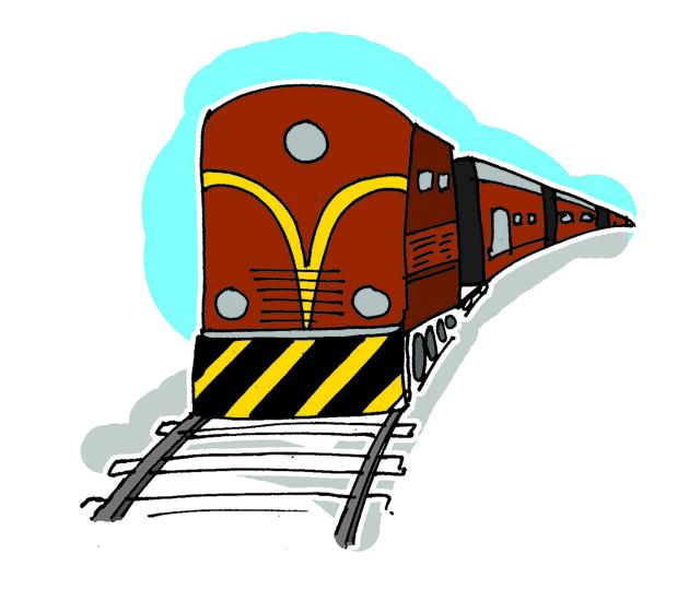 कोसीकलां पर फाेर्थ लाइन का काम शुरू, ट्रेनें हुई लेट