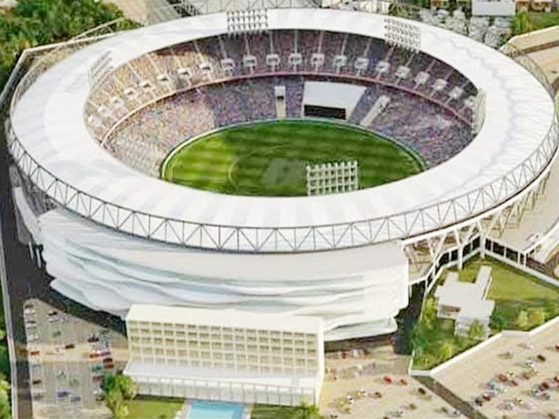 Sports Stadium Indore: सुपर कारिडोर पर बनेगा नया स्टेडियम, आइडीए बेचेगा जमीन