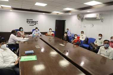 मुख्यमंत्री कोविड-19 अनुकंपा नियुक्ति योजना में चार लोगों को नियुक्ति पत्र प्रदान किए