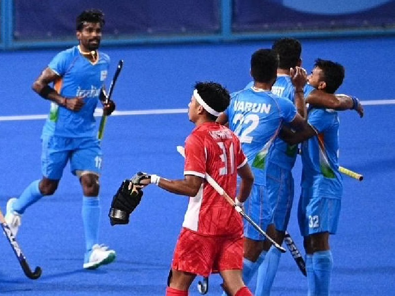 Tokyo Olympics 2020: भारतीय पुरुष हॉकी टीम ने जापान को 5-3 से हराया, महिला टीम ने भी दर्ज की पहली जीत