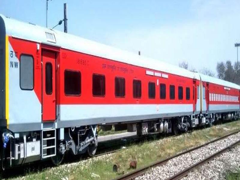 Bhopal Railway News: भोपाल एक्सप्रेस समेत छह ट्रेनों में इस्तेमाल हो सकेंगे एक-दूसरे के रैक