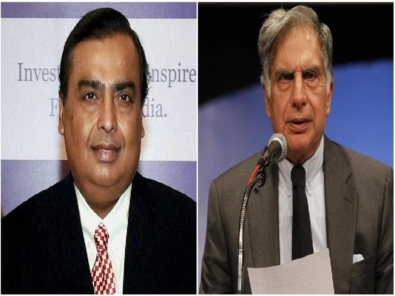 5G की फील्ड में उतरने का तैयार Tata ग्रुप, मुकेश अंबानी को टक्कर देने Airtel से मिलाया हाथ
