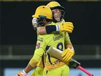 IPL में अंतिम गेंद पर छक्का लगाकर जीत दिलाने वाले बल्लेबाजों के ग्रुप में शामिल हुए Ravindra Jadeja