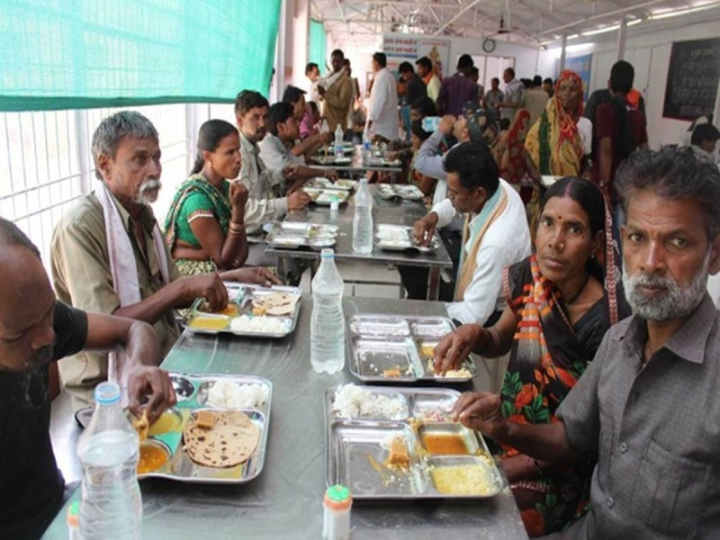 Bhopal News:दीनदयाल रसोइ के लिए निगम अधिकारियों ने किया निरीक्षण
