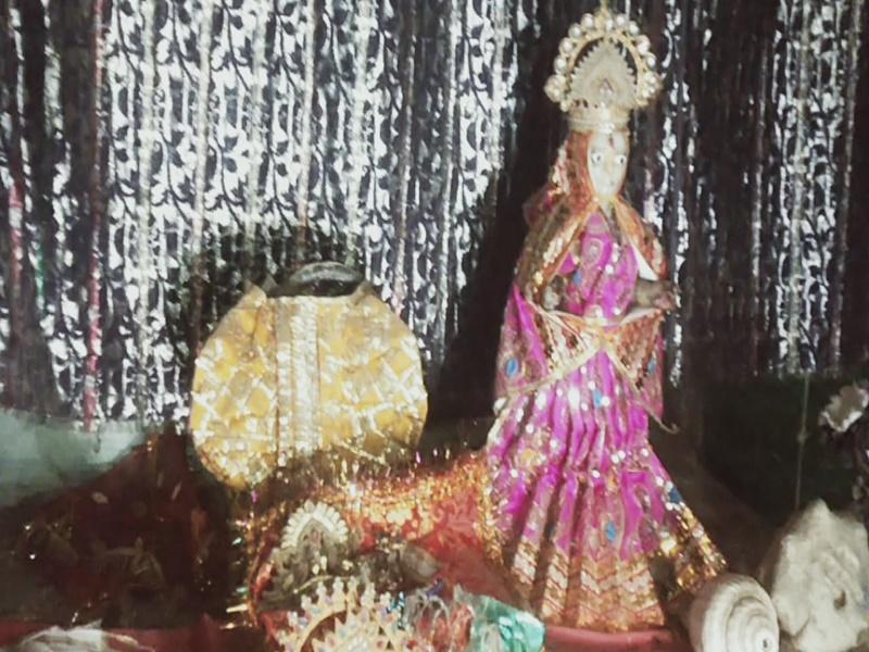 Morena Crime News:  बरेथा के जग्गा मंदिर से भगवान कृष्ण की मूर्ति चाेरी, ग्रामीणों में आक्रोश