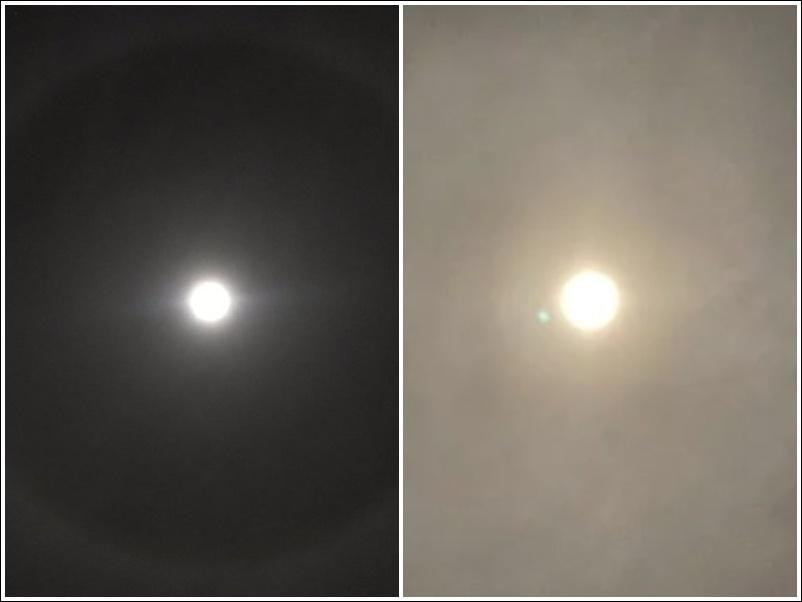 Lunar Eclipse 2020 Images : चंद्र ग्रहण का विदेशों में ऐसा रहा नज़ारा, देखें फोटो-वीडियो