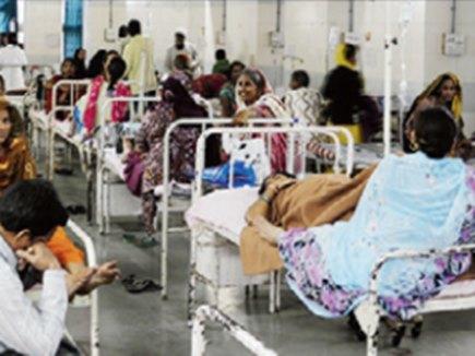 लक्ष्य से ज्यादा जांच के बाद भी कम निकले मलेरिया के केस