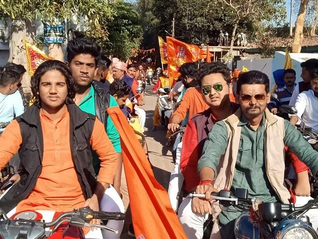 Raigarh News सुसज्जित रथ की जीवंत झांकी ने मोहा शहरवासियों का मन
