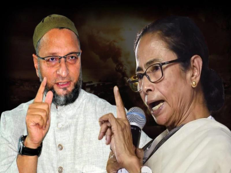 West Bengal Election: बंगाल में अब 'गोत्र पॉलिटिक्स' की एंट्री, ओवैसी ने ममता पर किया पलटवार