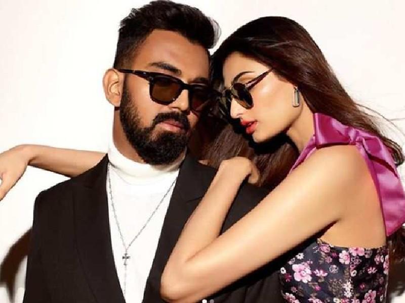 Anushka Sharma की फोटो में साथ नजर आए लोकेश राहुल और आथिया शेट्टी