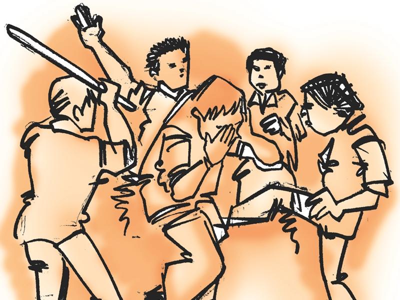 Bilaspur Crime News: जमीन में कब्जे को लेकर दो पक्ष में मारपीट