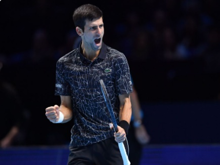 ATP Finals: जोकोविच और ज्वेरेव के बीच होगी खिताबी भिड़ंत
