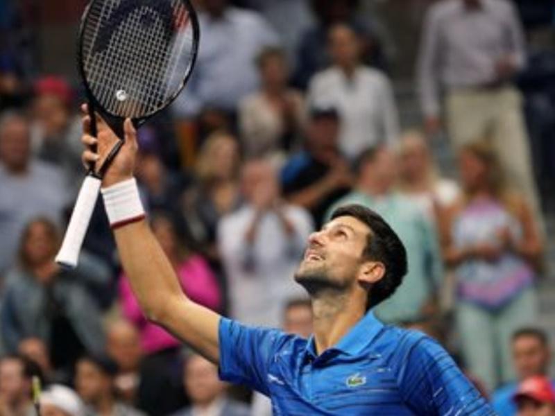 US Open 2019: जोकोविच और फेडरर तीसरे दौर में