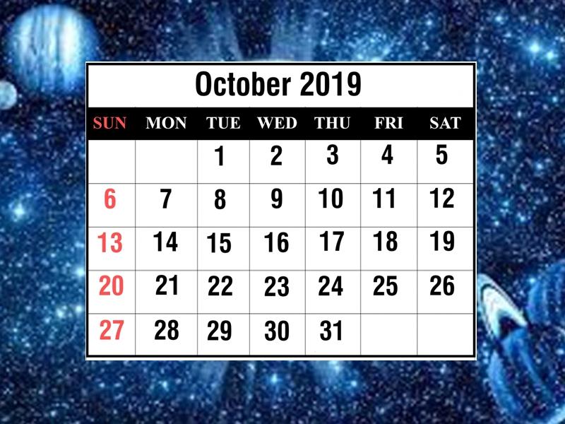 Monthly Horoscope October 2019: इसी महीने है दशहरा-दिवाली, जानिए लीजिए अपना राशिफल