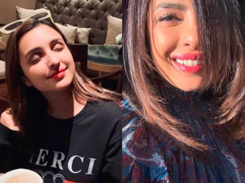 Priyanka Chopra के सिगरेट पीने के मामले पर बहन Parineeti ने दिया यह Reaction