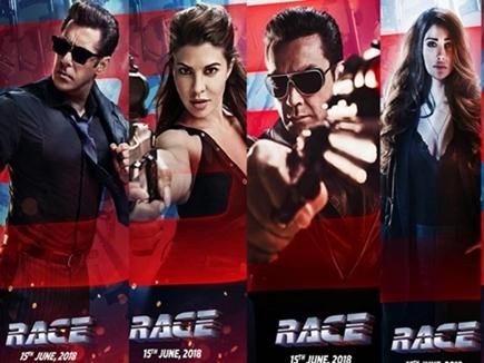 फिल्म रिव्यू: सुला कर ही मानती है 'रेस 3'
