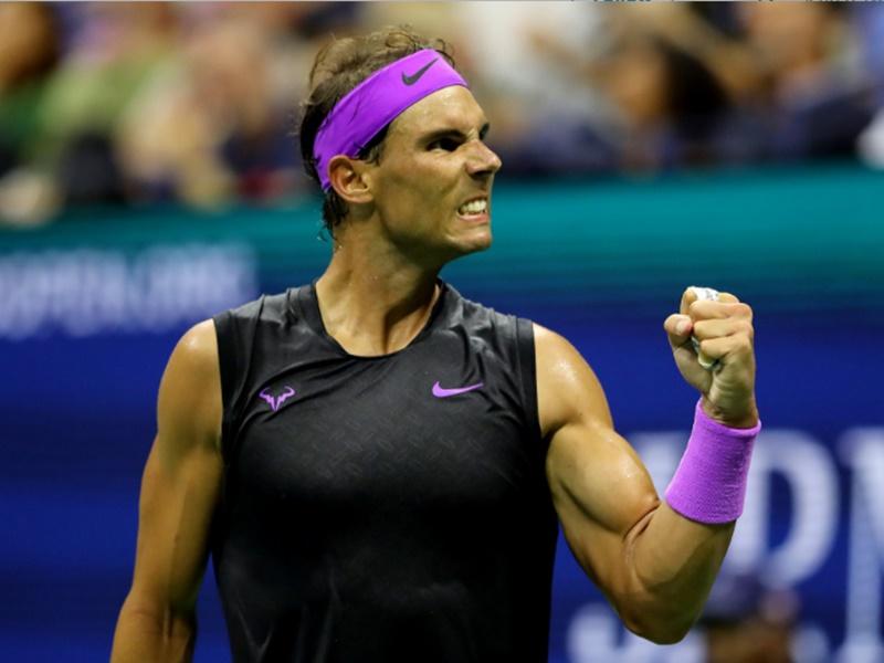 US Open 2019: नडाल आठवीं बार चैंपियनशिप के सेमीफाइनल में