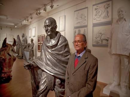 मेरी कला का सम्मान है पद्म भूषण: राम वी. सुतार