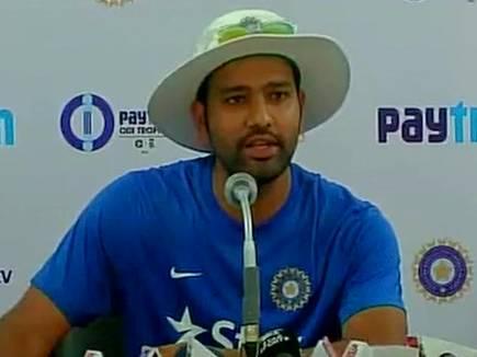 अगले कुछ मैचों में दूर हो जाएगी बैटिंग ऑर्डर की उलझन : रोहित