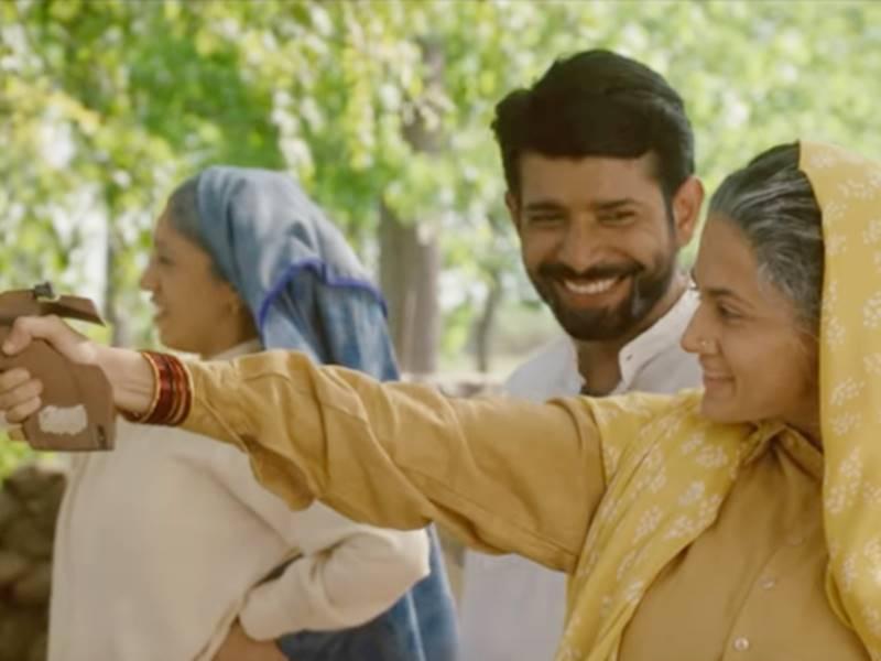 Saand Ki Aankh Teaser out : मजेदार है पहली झलक, समझाया फिल्म के नाम का मतलब