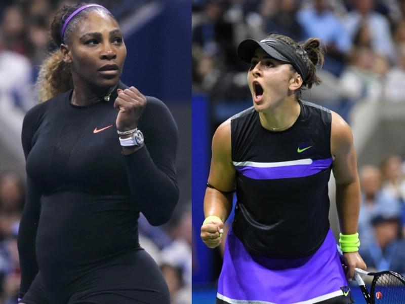 US Open Final 2019: आंद्रेस्क्यू को हराकर रिकॉर्ड 24वां ग्रैंड स्लैम खिताब हासिल करना चाहेंगी सेरेना