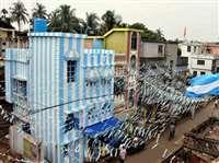 कोलकाता का यह चायवाला है मैसी का दीवाना, अपने घर को अर्जेंटीना के रंग में रंगा