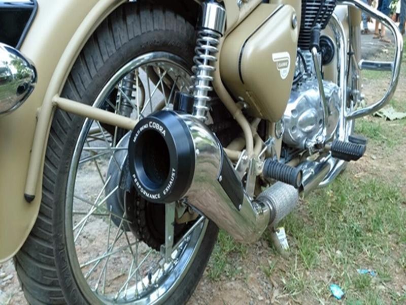 Gwalior News: अब बुलेट के साइलेंसर से निकली गोली की आवाज तो ये लोग भी  मुश्किल में आएंगे - Naidunia.com