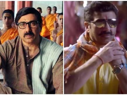 सनी देओल की वर्षों से अटकी पड़ी दो फिल्मों के टीजर एक साथ हुए रिलीज