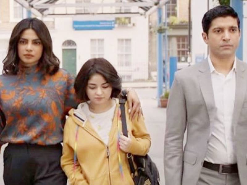 The Sky Is Pink Movie Review : बेवजह भी इमोशनल करती रहती है Priyanka Chopra की फिल्म