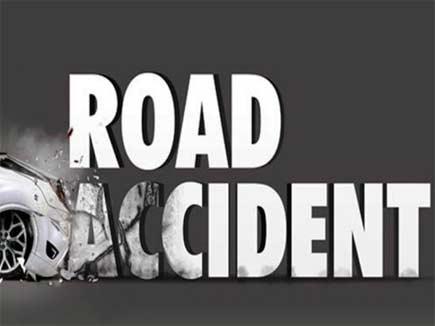 सड़क दुर्घटना में तीन दिन की बच्ची सहित पांच की मौत