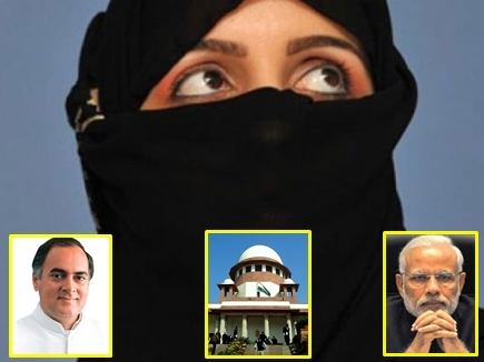 शाहबानो पार्ट-2: क्या राजीव की तर्ज पर फैसला कर पाएंगे PM मोदी